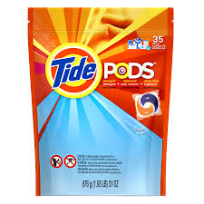 Opaque Window Film Lowes by Shop Tide Pods 35 Count Ocean Mist He Laundry Detergent At Lowes Com