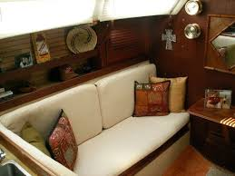 Small Boat Interior Design Ideas 43 Best Boat Interiors Images On Pinterest Boat Interior
