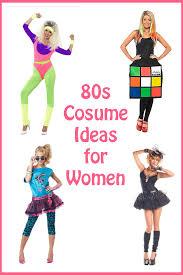 costume ideas for women 80s costume ideas for women