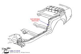 keen corvette 1969 corvette vapor line parts parts accessories for
