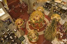 Christmas Decorations Shopping Malls Kuala Lumpur by Malaysia Kuala Lumpur Pavilion Shopping Center December 25