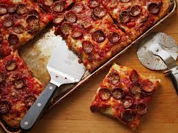 cuisine pizza the food lab how to york s finest sicilian pizza at home