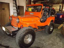 willys jeep lifted 1947 willys jeep for sale classiccars com cc 1007170