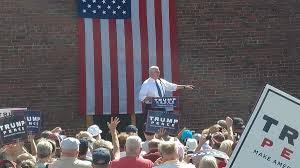 Pensacola Flag Pence Rallies Trump Supporters In Pensacola Wuwf