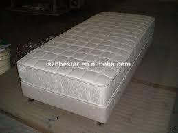 2015 chinese factory thin camping mattress single bed mattress