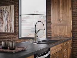 Brizo Solna Kitchen Faucet Brizo Brand Debuts Enhanced Kitchen Aesthetic And Functionality