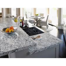 shop formica brand laminate 30 in x 120 in white ice granite matte
