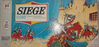 vintage siege vintage 1966 milton bradley board of siege all about and