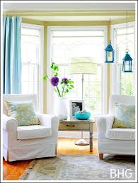 Bay Window Decorating Ideas  How To Choose Furniture  Layout  Style - Furniture placement living room bay window
