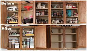 Organizing Your Kitchen Cabinets Hard Maple Wood Bordeaux Lasalle Door Best Way To Organize Kitchen