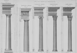 greek temple floor plan doric columns all you need to know