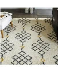 ivory rugs shopping deals on west elm west elm fes wool shag rug 9