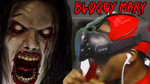 Bloody Mary Halloween Costume Bloody Mary 360 Horror Bloody Mary Reaction