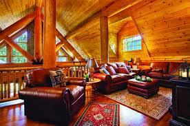 log home renovation updating an oregon ski lodge