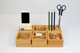 stacking desk organizer set of 6 u2013 beam designs