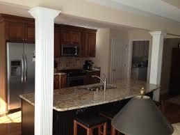 a modern kitchen firebrook area remodel