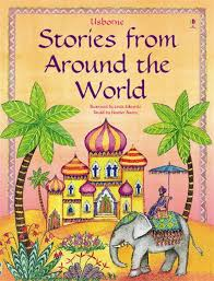 write a review for stories from around the world at usborne