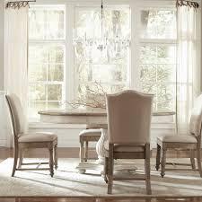 Two Tone Pedestal Dining Table White Pedestal Dining Table Design Ideas Boundless Table Ideas