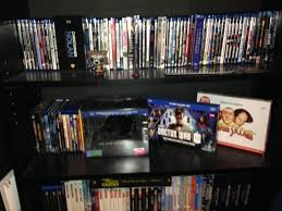 Blu Ray Shelves by Media Room Tour Viewers Discretion Is Advised
