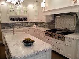 kitchen best designs ideas of white carrara marble kitchen