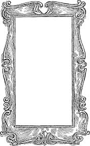 Old Fashioned Picture Frames Picture Frame Clip Art U0026 Look At Picture Frame Clip Art Clip Art