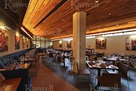 David Burke Kitchen Nyc by Mosaic End Grain Kaswell