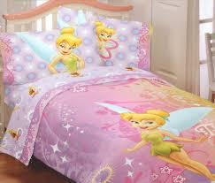 amazon com disney fairies tinkerbell whimsy twin bedding