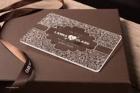 acrylic wedding invitations fancy clear acrylic wedding invitation lanna clark