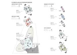 Event Floor Plans by Gallery Of Taiwan Tower Proposal Wansoo Lee 13