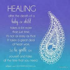 grieving the loss of a child healing from the of a baby or child by carlymarie pregnancy