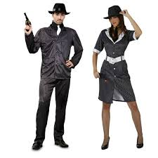 Gangster Couple Halloween Costumes 122 Outlet En Ligne Costumes Images Costume