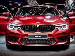 matte red bmw bäämm bmw hammers out this glorious f90 m5 in my opinion two