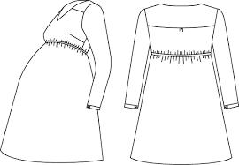 patron robe de chambre femme gratuit la robe be pretty pour femme encainte test du patron de couture