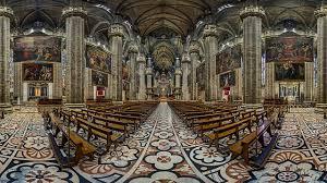 milan cathedral floor plan duomo 360 duomo di milano