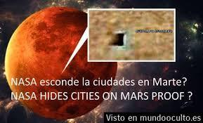 imagenes de marte ocultas por la nasa estructuras en marte escondidas en google earth que nasa borro pero