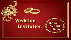 Create Invitation Cards How To Create A Wedding Invitation Card Front Page In Photoshop