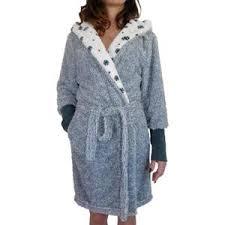 robe de chambre femme polaire avec capuche robe de chambre femme a capuche achat vente pas cher