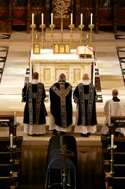 new liturgical movement extraordinary form requiem mass in salt