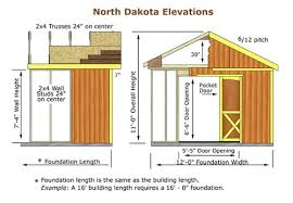 Floor Plans For Sheds Best Barns North Dakota 12x20 Wood Storage Shed Kit