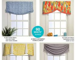 Window Valance Kits Window Valance Etsy
