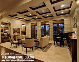 Ceiling Ideas For Living Room Ceiling Designs