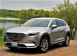mazda suv is mazda cx 9 really a u0027driver u0027s suv u0027