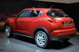 nissan juke doors open nissan juke car design news