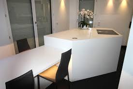 ilot cuisine table ilot cuisine avec table rutistica home solutions