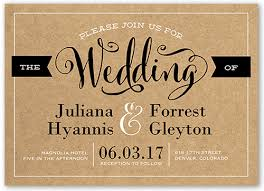 wedding invitations shutterfly charming elegance 5x7 wedding invitations shutterfly