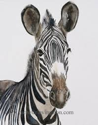 african home decor for him painting of zebra print art africa home decor african wall
