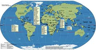 Austria World Map by Atlas And Maps Online Globes Maps Of The World Worldmaps