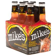 how much alcohol is in mike s hard lemonade light mike s hard lemonade hard strawberry lemonade 5 alc vol 6 pack