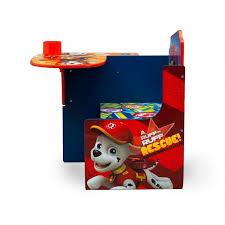Kids Table And Chairs With Storage Kids Table And Chair Set Paw Patrol Storage Bin Craft Drawing