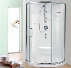 alea neptune shower corner shower base u0026 door